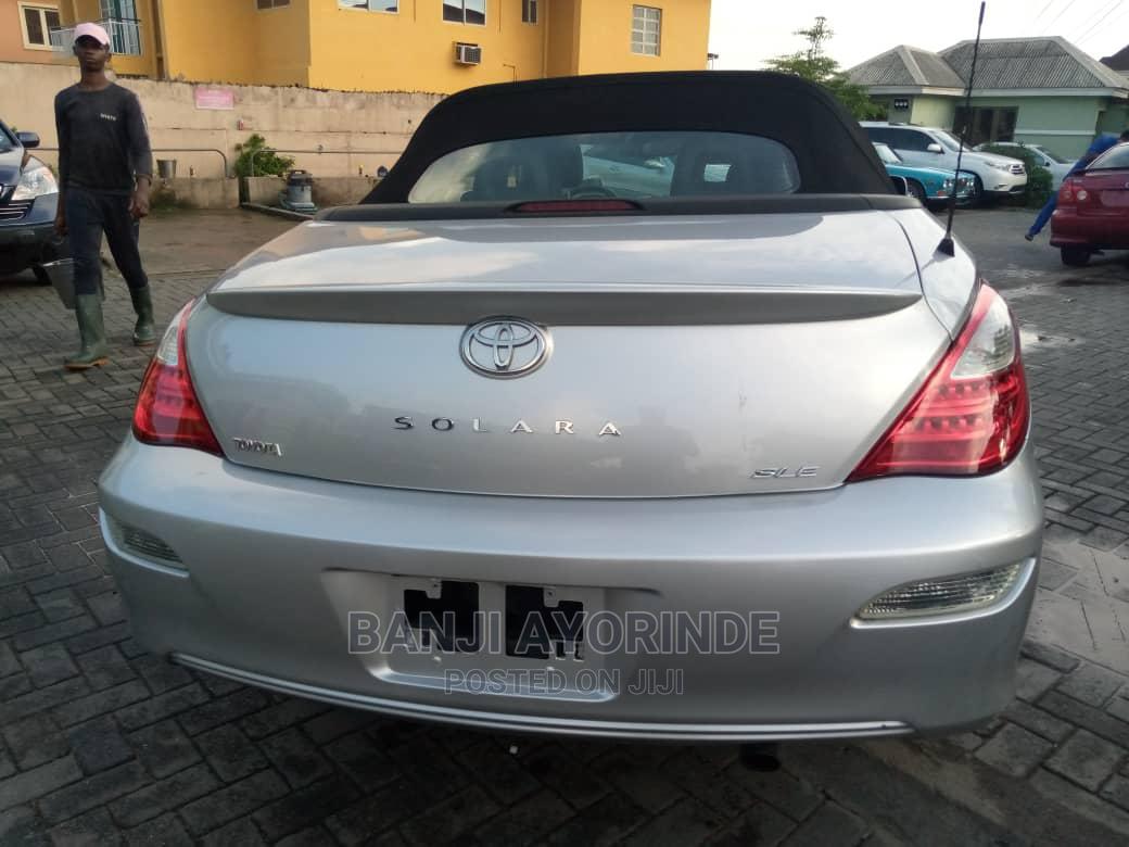 Toyota Solara 2008 Silver   Cars for sale in Magodo, Lagos State, Nigeria