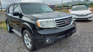 Honda Pilot 2012 Black | Cars for sale in Abuja (FCT) State, Apo District