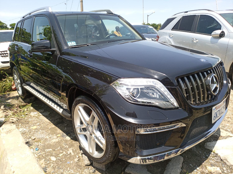 Mercedes-Benz GLK-Class 2012 350 4MATIC Black   Cars for sale in Apapa, Lagos State, Nigeria