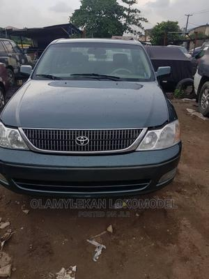Toyota Avalon 2003 XLS w/ Bucket Seats Green | Cars for sale in Ogun State, Abeokuta South