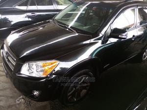 Toyota RAV4 2010 3.5 Sport 4x4 Black | Cars for sale in Lagos State, Apapa