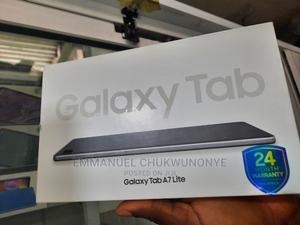 New Samsung Galaxy Tab A7 Lite 32 GB Gray | Tablets for sale in Lagos State, Ikeja