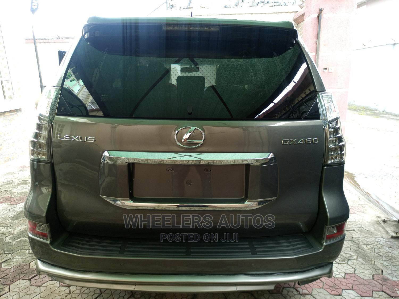 Lexus GX 2010 460 Gray   Cars for sale in Amuwo-Odofin, Lagos State, Nigeria