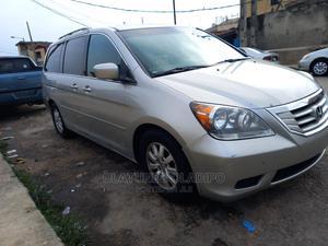 Honda Odyssey 2009 EX-L Silver | Cars for sale in Lagos State, Ojota