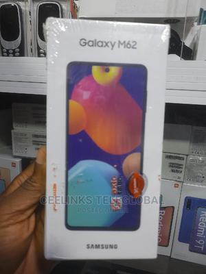 New Samsung Galaxy M62 256 GB Black | Mobile Phones for sale in Lagos State, Ikeja