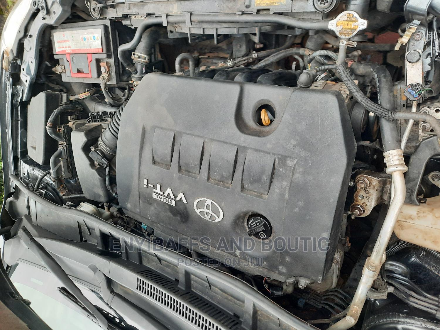 Toyota Corolla 2009 Gray   Cars for sale in Port-Harcourt, Rivers State, Nigeria