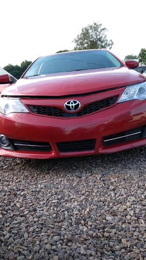 Toyota Camry 2013 Red | Cars for sale in Abuja (FCT) State, Kubwa