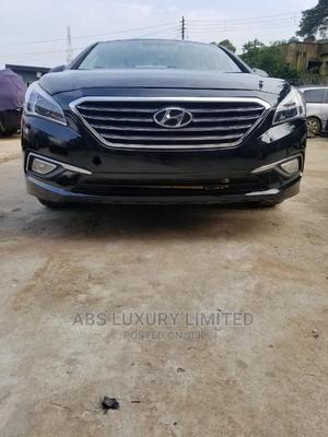 Hyundai Sonata 2017 Black | Cars for sale in Lagos State, Ikotun/Igando