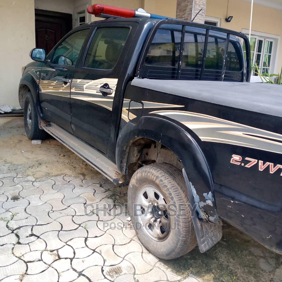Archive: Toyota Hilux 2009 2.7 VVT-i 4X4 SRX Black