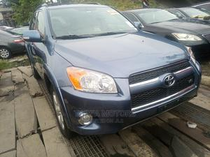 Toyota RAV4 2010 3.5 Limited 4x4 Blue | Cars for sale in Lagos State, Apapa
