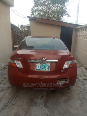 Toyota Camry 2007 2.3 Hybrid Red | Cars for sale in Lagos State, Alimosho