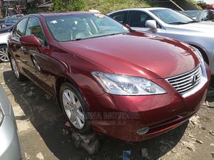 Lexus ES 2007 350 Red | Cars for sale in Lagos State, Apapa