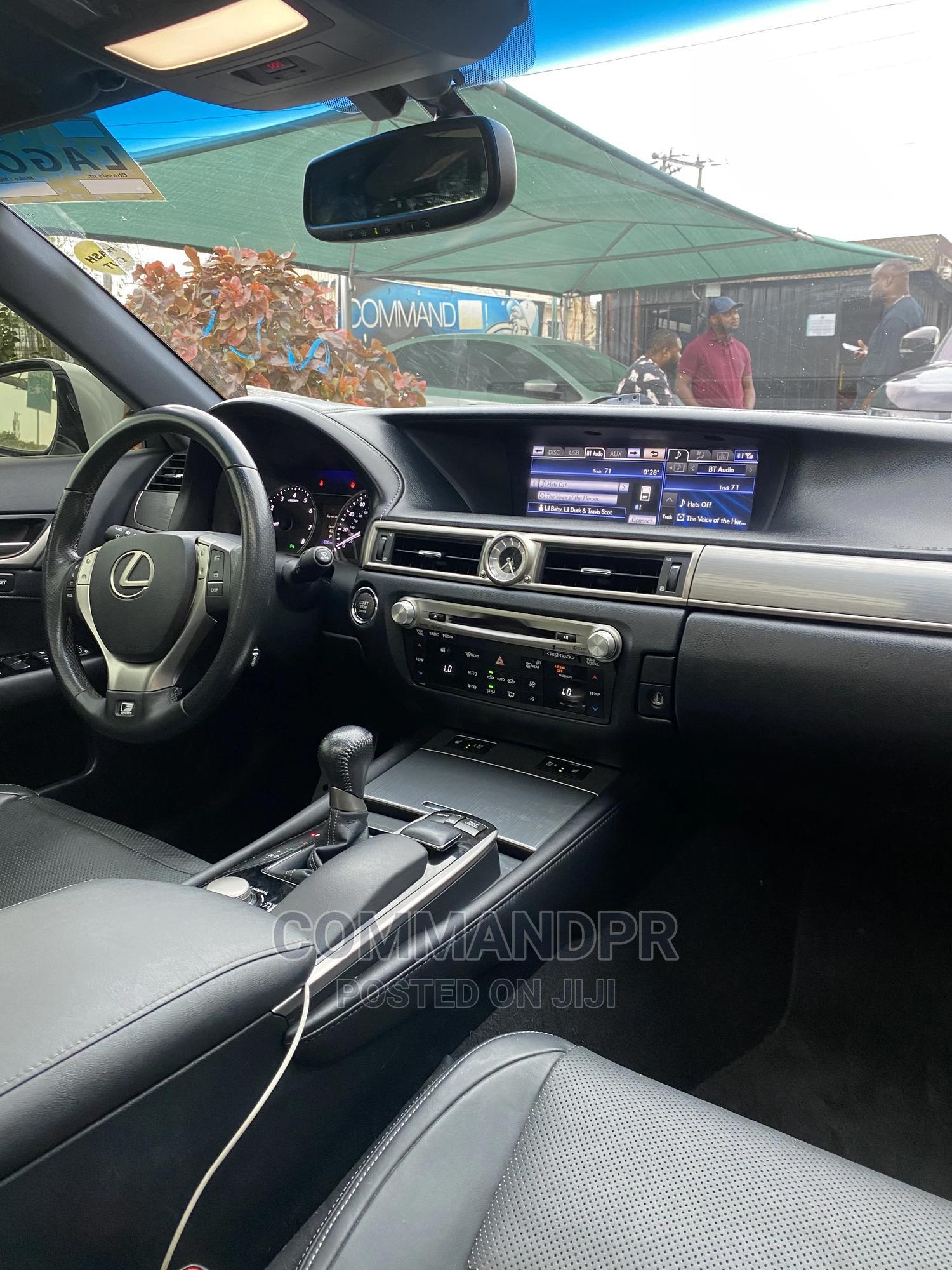 Lexus GS 2014 350 4WD Silver   Cars for sale in Lekki, Lagos State, Nigeria