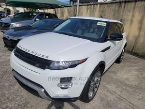 Land Rover Range Rover Evoque 2013 Pure Plus AWD White | Cars for sale in Lagos State, Surulere
