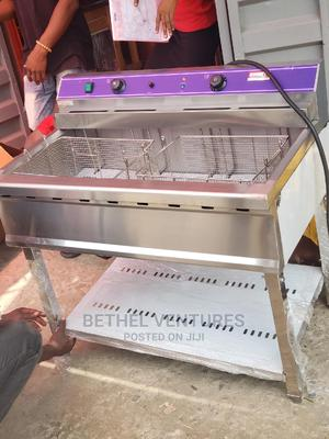 New Imported Fryer With Cabinet | Restaurant & Catering Equipment for sale in Lagos State, Ojo