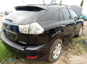 Lexus RX 2009 350 AWD Black   Cars for sale in Delta State, Warri