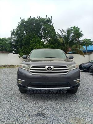 Toyota Highlander 2011 Limited Gray | Cars for sale in Lagos State, Ogudu