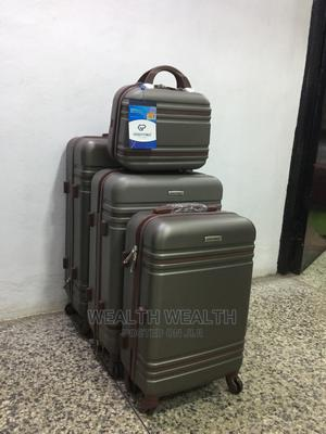 Tourist Grey Good Partner Suitcase Luggage Bag   Bags for sale in Lagos State, Ikeja