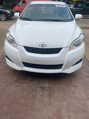 Toyota Matrix 2012 White | Cars for sale in Lagos State, Surulere