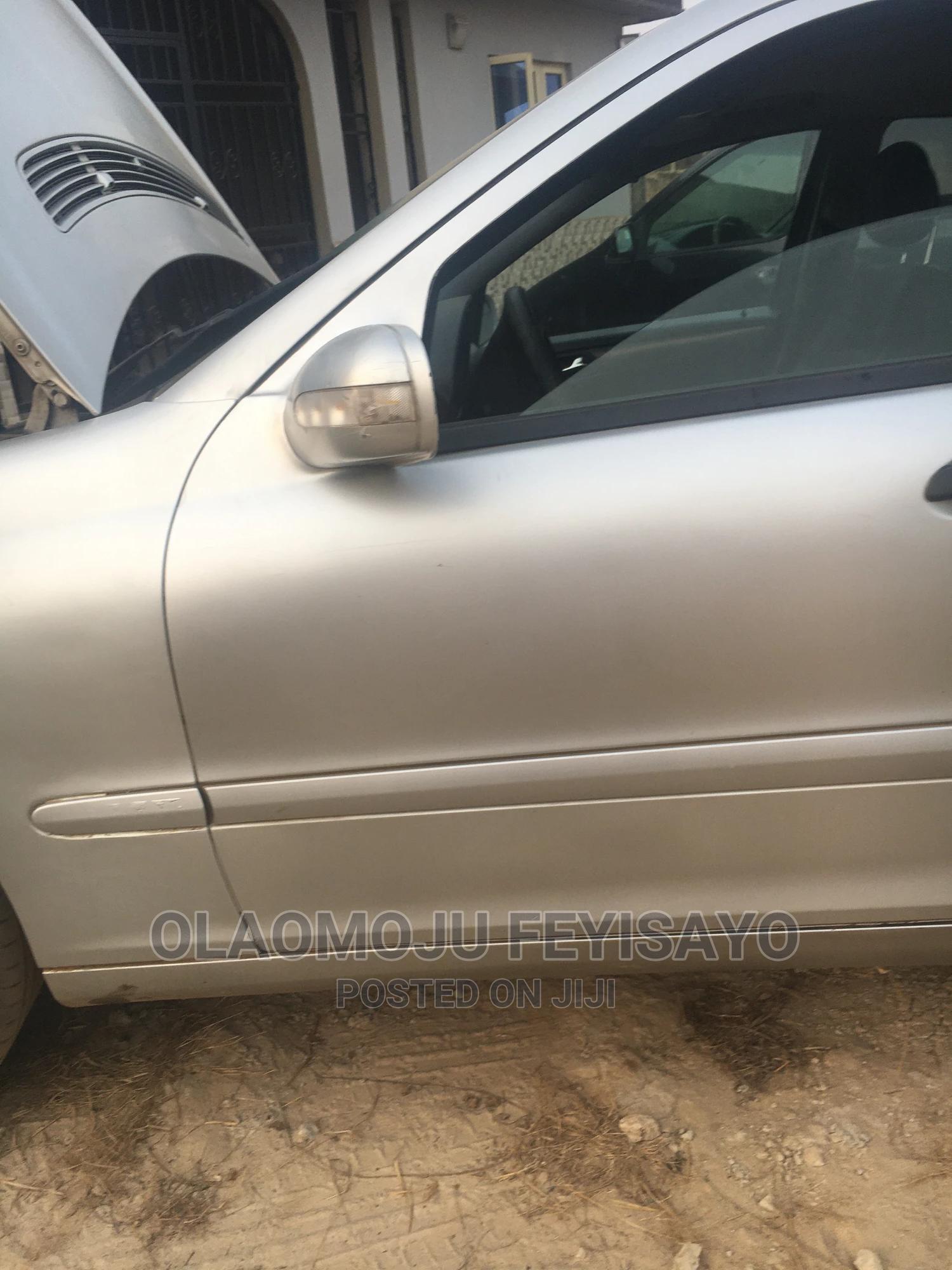 Mercedes-Benz C240 2004 Silver   Cars for sale in Ondo / Ondo State, Ondo State, Nigeria