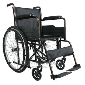 Folding Wheel Chair Sport Manual Wheelchair | Medical Supplies & Equipment for sale in Rivers State, Etche