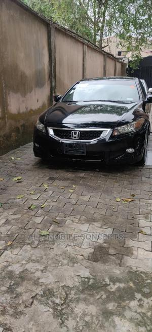 Honda Accord 2011 Coupe EX-L V-6 Black | Cars for sale in Lagos State, Lekki