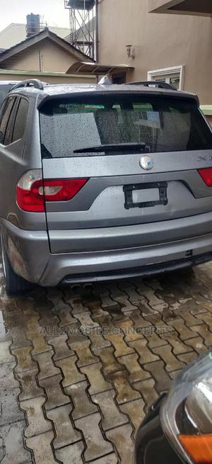 BMW X3 2005 3.0i Gray   Cars for sale in Lagos State, Lekki