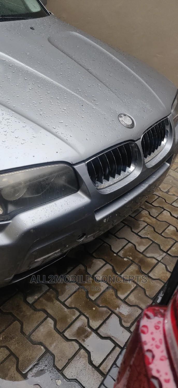Archive: BMW X3 2005 3.0i Gray