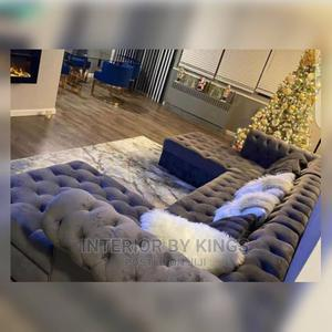 U-Shaped Chesterfield Sofa Production Time:7days   Furniture for sale in Lagos State, Lekki