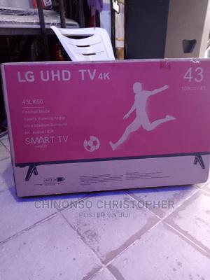 """L.G Smart 4k UHD 43"""" Television   TV & DVD Equipment for sale in Abuja (FCT) State, Wuse"""