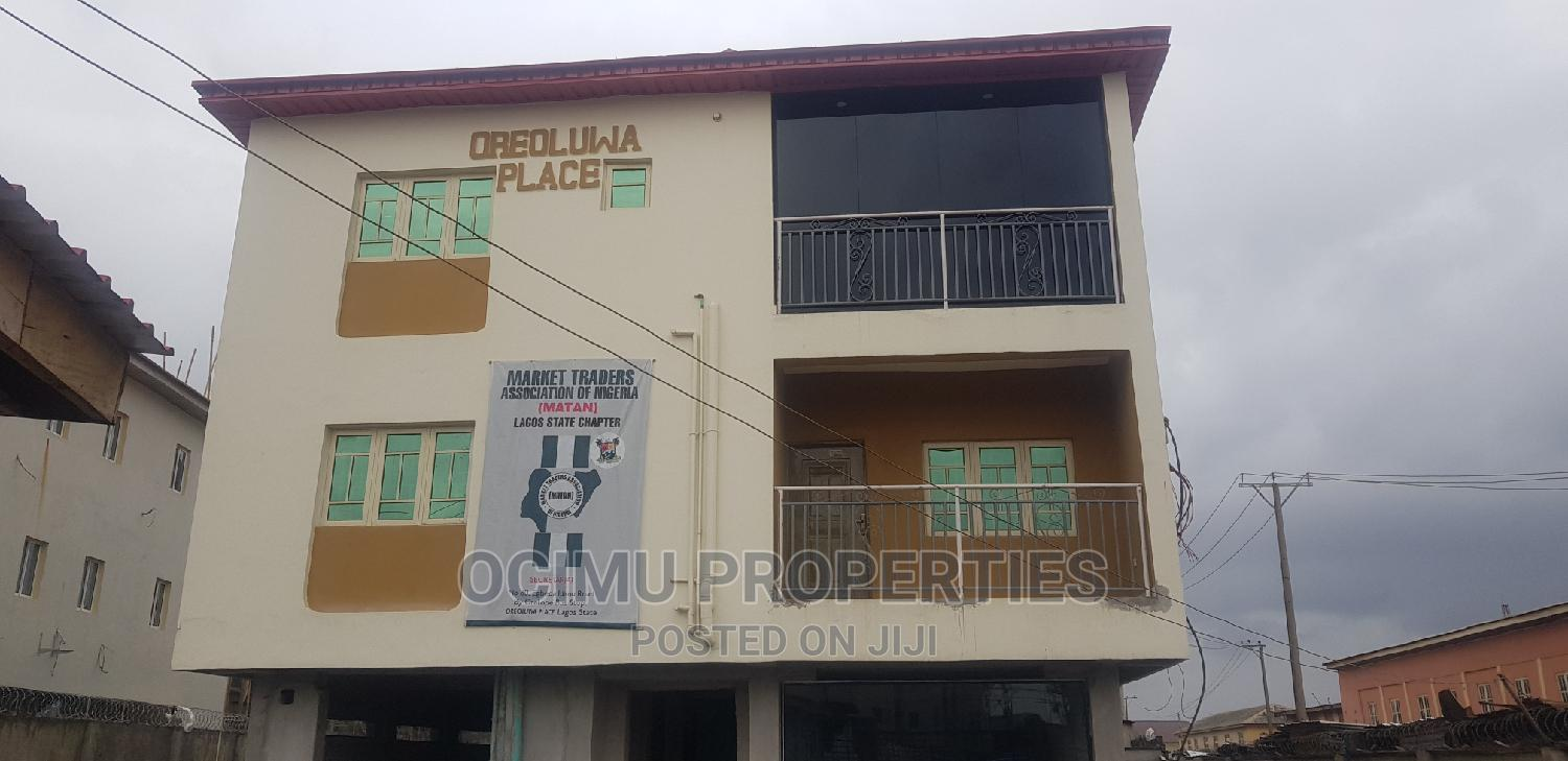 Archive: 4 Bedroom Office Space and an Open Space Ground Floor