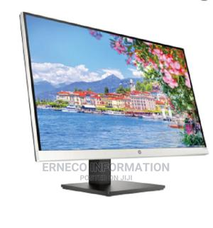 HP 27mq 27-Inch Monitor IPS Monitor | Computer Monitors for sale in Lagos State, Ikeja