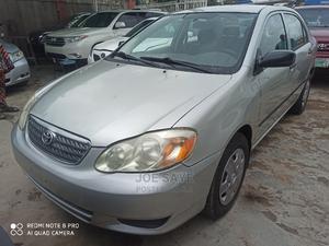 Toyota Corolla 2003 Sedan Automatic Silver | Cars for sale in Lagos State, Ikeja