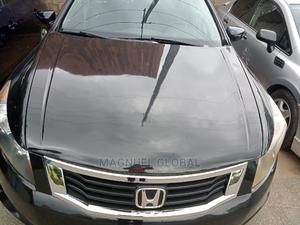 Honda Accord 2008 2.4 EX Automatic Black | Cars for sale in Lagos State, Ikeja