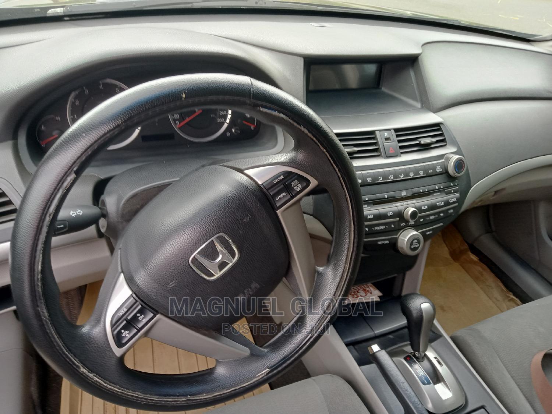 Archive: Honda Accord 2008 2.4 EX Automatic Black