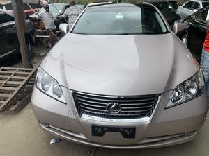 Lexus ES 2008 350 Silver | Cars for sale in Lagos State, Amuwo-Odofin