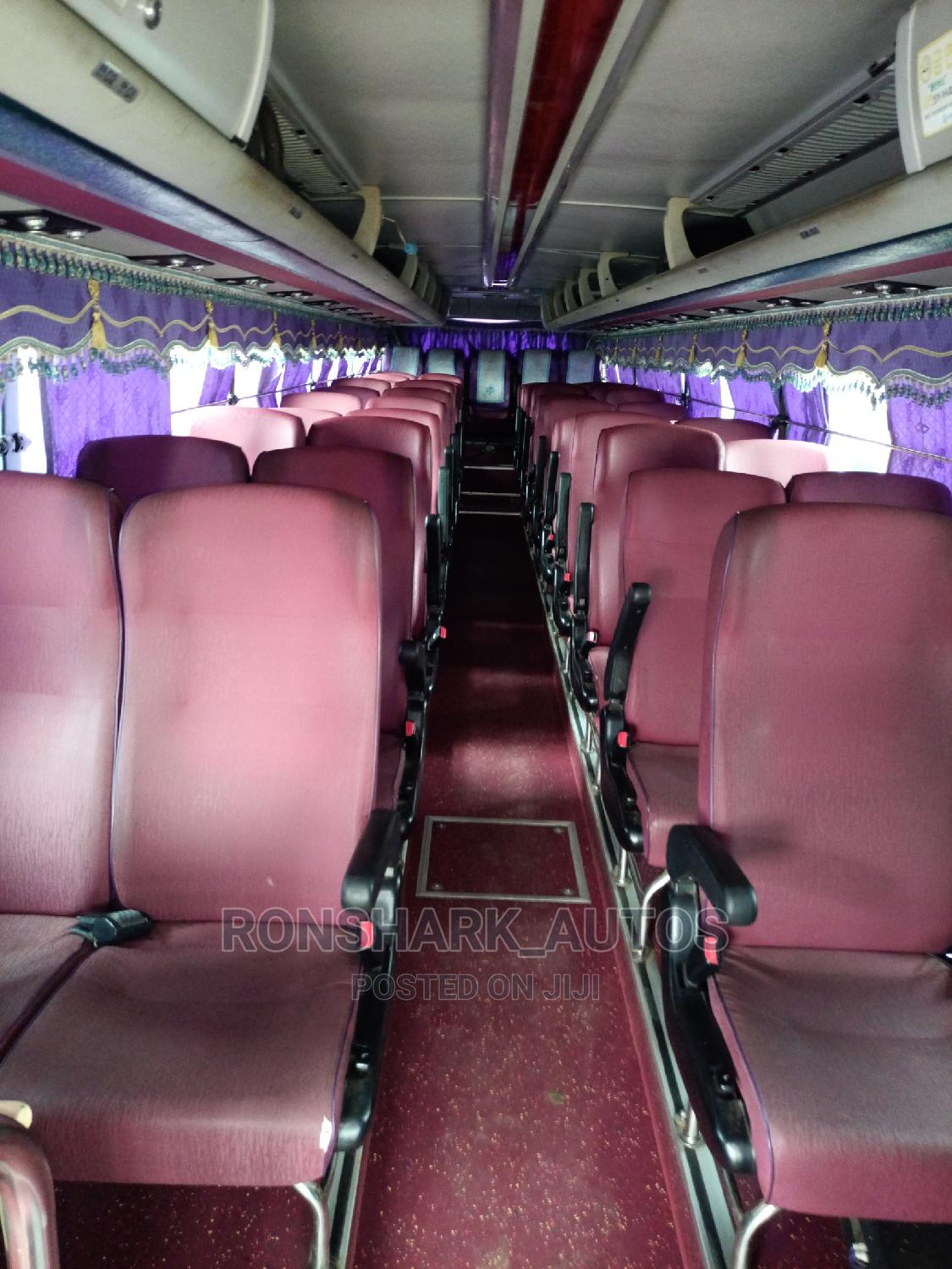 Hyundai Luxurious Bus 47 Seaters   Buses & Microbuses for sale in Ikeja, Lagos State, Nigeria