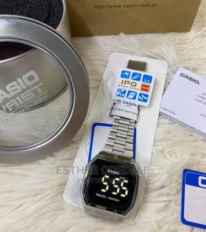 Archive: Casio Digital Touch Watch