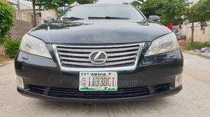 Lexus ES 2012 350 Black | Cars for sale in Abuja (FCT) State, Central Business District