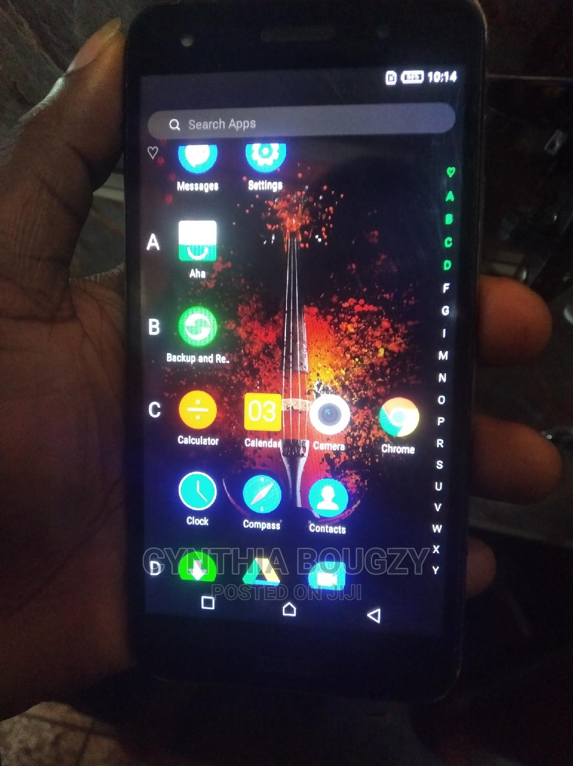 Infinix Hot 5 16 GB Gold | Mobile Phones for sale in Onitsha, Anambra State, Nigeria