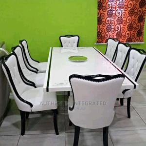 Dining Set by 8 Chairs | Furniture for sale in Lagos State, Badagry