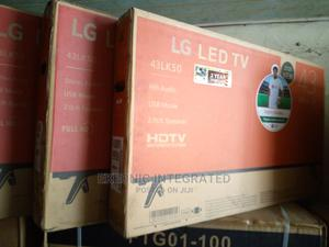 LG Television 43 Inches   TV & DVD Equipment for sale in Rivers State, Port-Harcourt