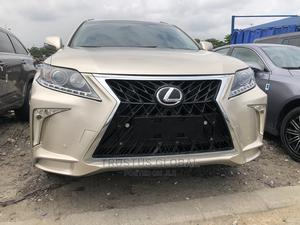 Lexus RX 2013 350 FWD Gold   Cars for sale in Lagos State, Apapa