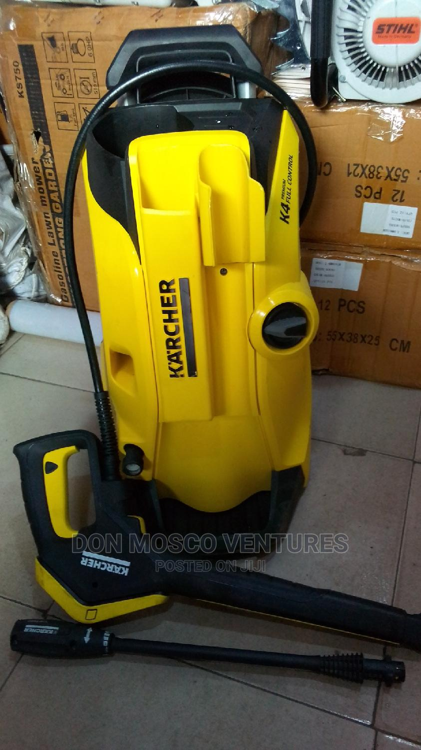 K2 Electric Pressure Washer Cartcher | Vehicle Parts & Accessories for sale in Ojo, Lagos State, Nigeria
