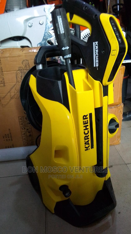 K2 Electric Pressure Washer Cartcher
