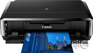 Canon PIXMA Ip7240 ID Card, CD/DVD, Photo Printers | Printers & Scanners for sale in Lagos State, Ikeja
