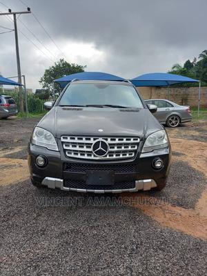 Mercedes-Benz M Class 2010 ML 550 4Matic Black | Cars for sale in Anambra State, Nnewi