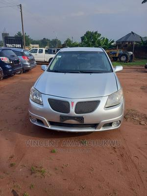 Pontiac Vibe 2005 Silver | Cars for sale in Anambra State, Nnewi
