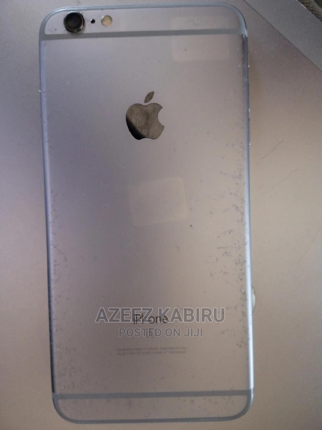 Apple iPhone 6s Plus 64 GB Silver | Mobile Phones for sale in Ilorin West, Kwara State, Nigeria