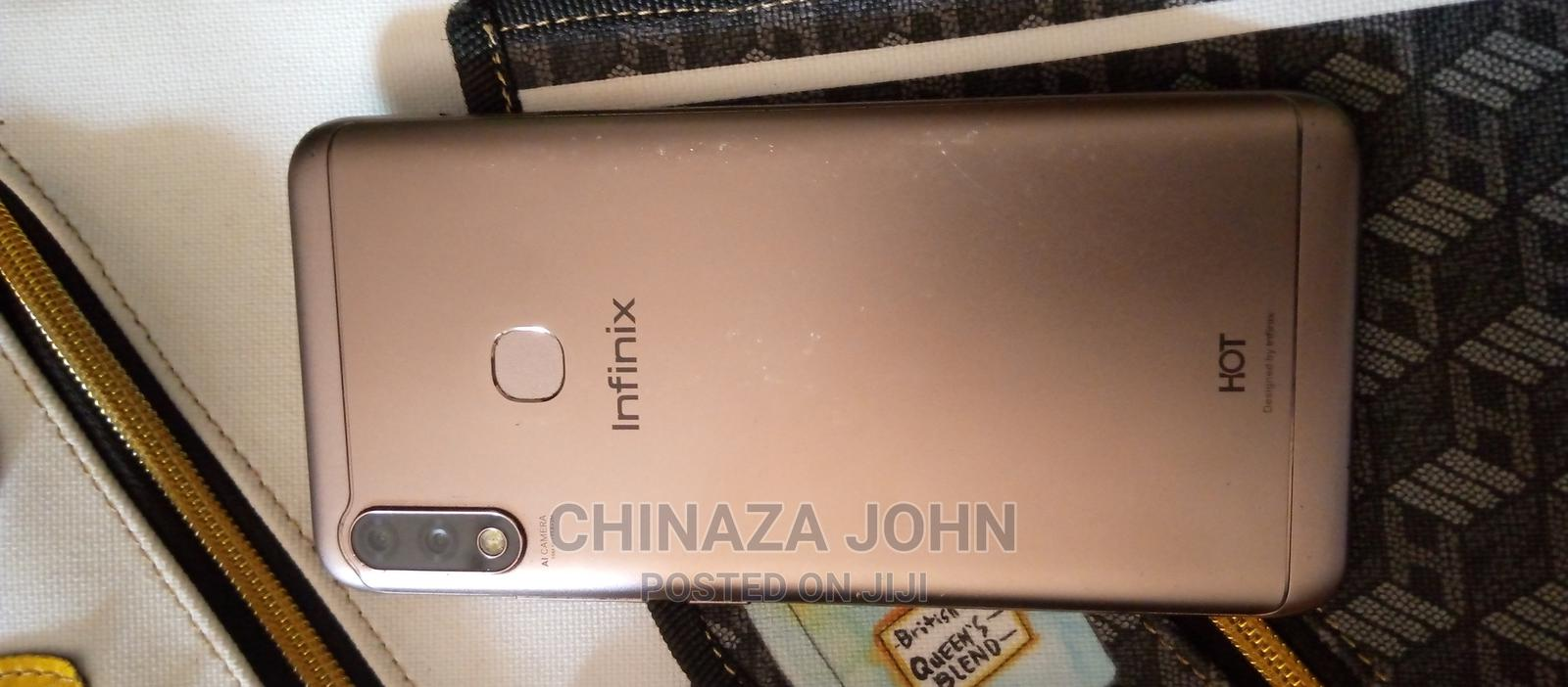 Archive: Infinix Hot 7 Pro 32 GB Gold